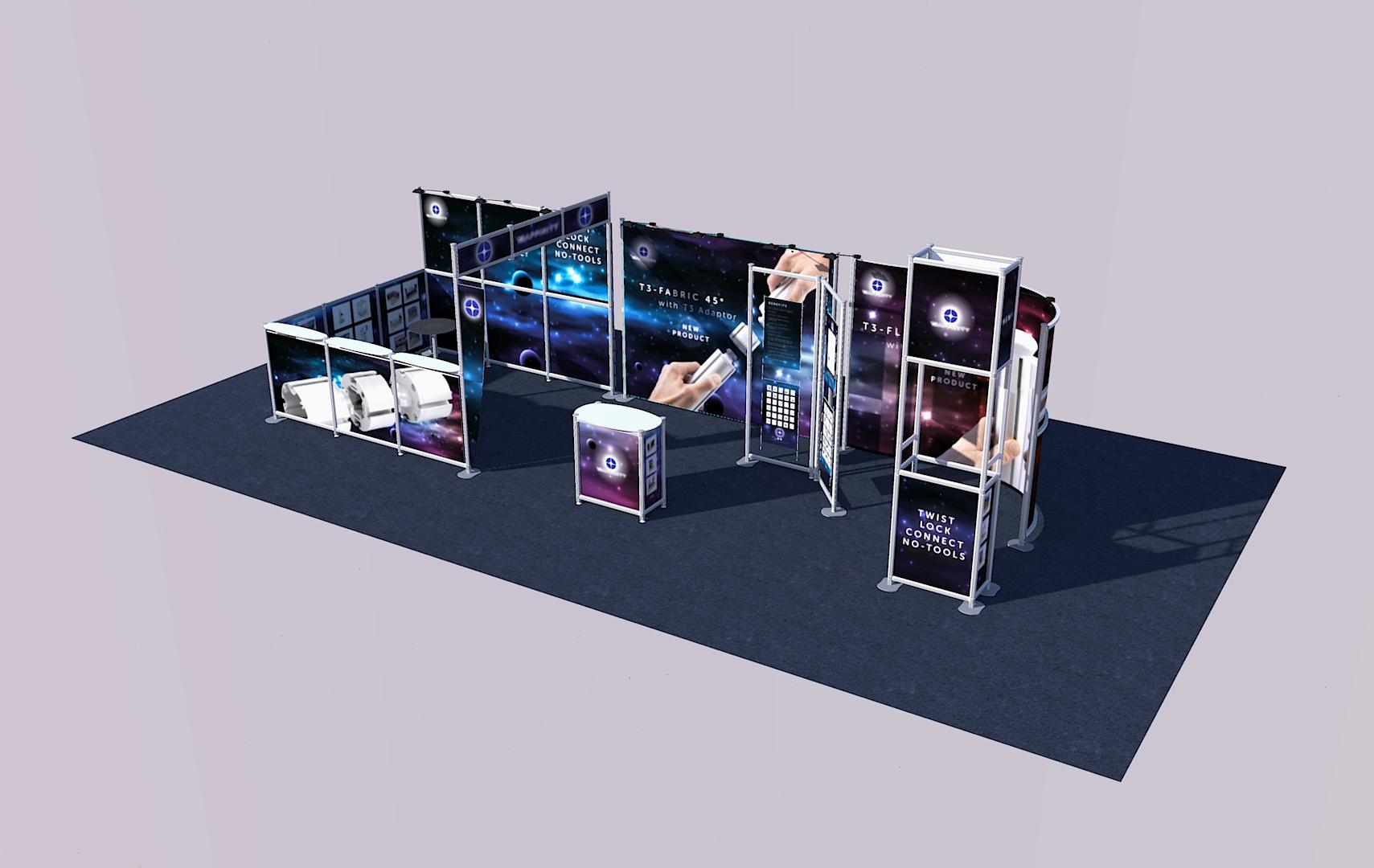 Tecna Exhibition