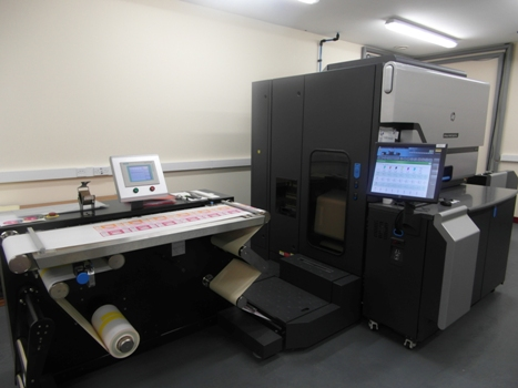 The Bramwell Label Company installed an HP Indigo WS6600 Digital Press to introduce digital printing services to its offering