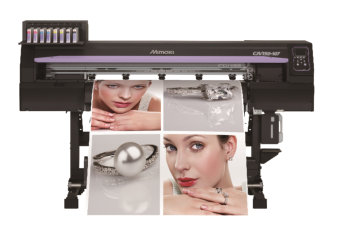 The Mimaki CJV150-107