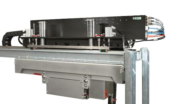 Domino K600i + Gremser B2 sheet fed solution