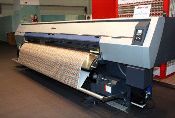 The 3.2m TS500P-3200 transfer paper printer is a recent Mimaki release