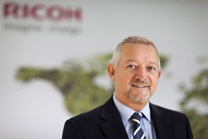 Gary Hopwood, general manager, Ricoh Ireland