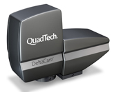 QuadTech's DeltaCam provides accurate inline spectral measurements, reducing waste and ensuring all printed products are within your customers' color specifications.