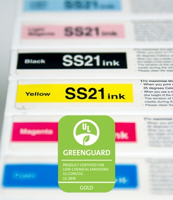 Mimaki Inks attain GREENGUARD GOLD Accreditation