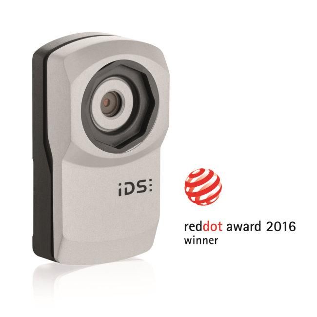 IDS USB 3 uEye XC camera