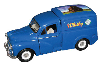 ALD print onto model cars