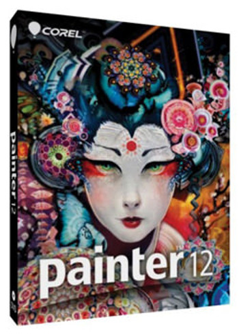 Corel Painter12 Box