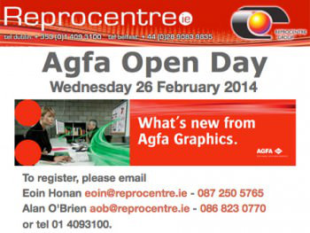 Agfa Open Day