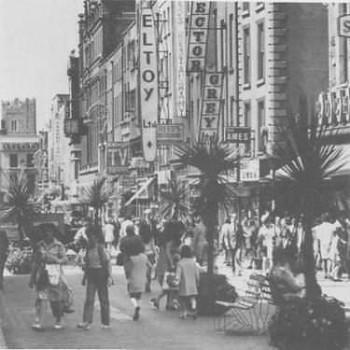 Henry Street Dublin 1970
