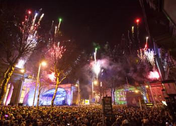 Dublin New Years Eve