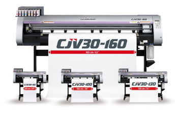 A Mimaki CJV30 starts at just £5,995