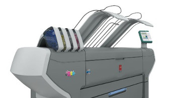 Océ ColorWave® 650 poster printer