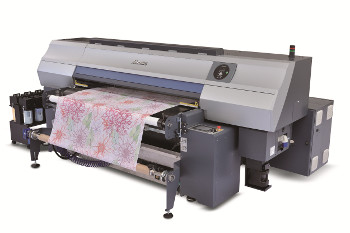 New Mimaki Tx500-1800B production textile printer