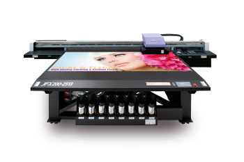 Mimaki JFX200-2513 will be one of the machines featured on Mimaki's stand at FESPA Digital 2014