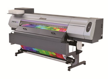 Mimaki SUV to be shown on Hybrid stand at Sign & Digital UK 2014