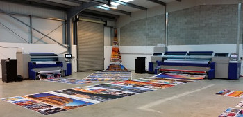 The new MTEX Technologies UK showroom