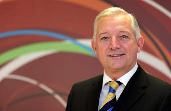 Gary Hopwood general manager Ricoh Ireland