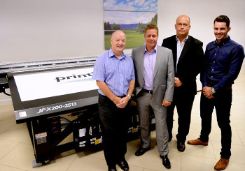 Mimaki distributor Hybrid Services Ltd appoints printMAX as an authorised reseller